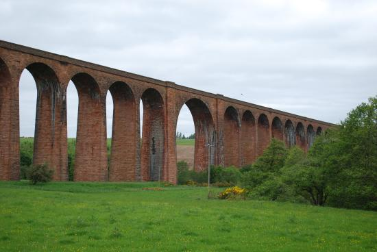 Logie steading Culloden Viaduct